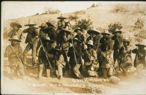 Texas Yaqui Indians