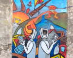 Street art in Uraquay