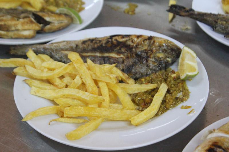 البريك التونسي عند شيف محسن